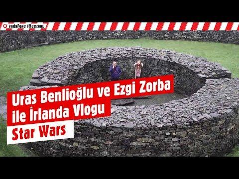Uras Benlioğlu Ve Ezgi Zorba Ile İrlanda Vlogu