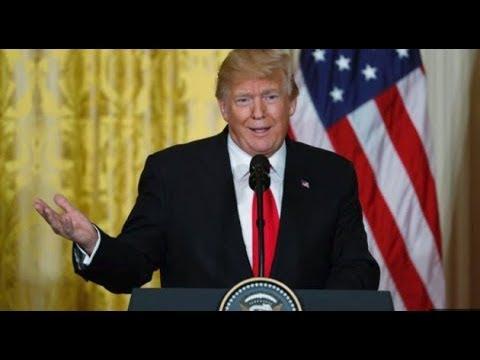 Climate change Trump says US 'could conceivably' rejoin Paris deal