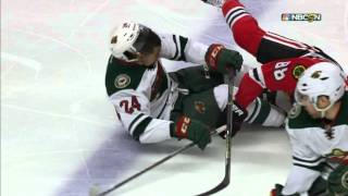 Gotta See It: Dumba destroys Kane in open ice