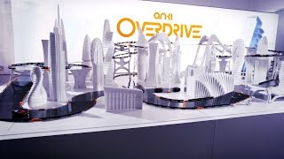 Anki OVERDRIVE Official Toy Fair Mega Track Reveal