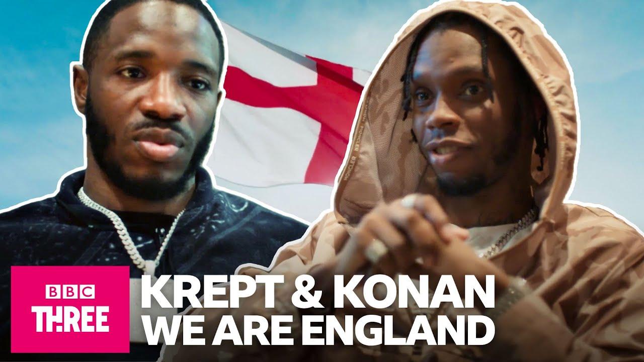 Krept and Konan: We Are England | BBC Three