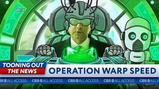 Trump's Operation Warp Speed crashes & burns