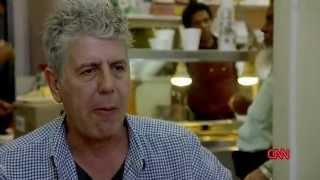 Anthony Bourdain Tries Jollibee