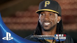 MLB 13 THE SHOW: Andrew McCutchen | :30 Commercial