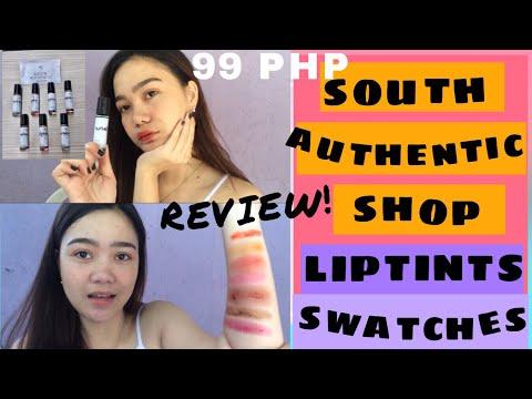 Cheek and Liptint na Longlasting?! from SouthAuthenticShop Review + Swatchess | Ayen Pascual PH