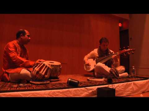 Brandon McIntosh and Subhasis Mukherjee (Part 2: Bhimpalasi Gat in Teen Taal)