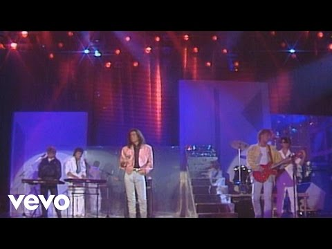 Modern Talking - Give Me Peace on Earth (Peters Pop-Show 06.12.1985)