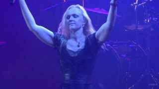 Leaves' Eyes  - To France. live in Moscow 15.12.13