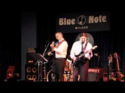 09   Urlando contro il cielo Lokomotion Live at the Blue Note