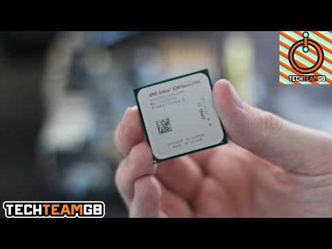 AMD Athlon 5350 Review (With Asus AM1I-A Review)