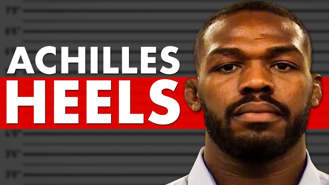 10 MMA Fighters With Notorious Achilles Heels\
