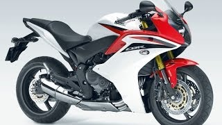 2011 Honda CBR600F review. Sheep in Wolf