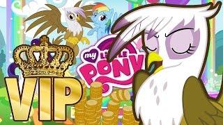 Обновление VIP на 75.000 рублей в игре My Little Pony(Продолжение обзора бесплатной игры для планшетов My Little Pony от компании Gameloft. Креативный канал Томо: http://www.yout..., 2016-02-17T19:35:42.000Z)