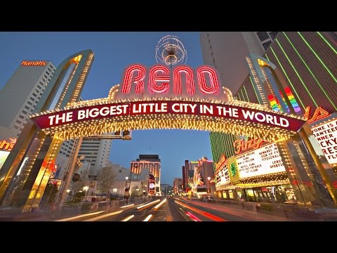 Work and Travel 2015. Поездка в Reno, Nevada.
