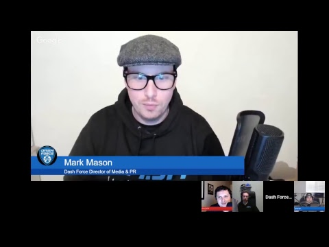 Dash Force 3 Amigos Podcast E32 with MMA Legend Rory MacDonald