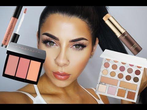GRWM using all NEW makeup First Impressions | TINAKPROMUA