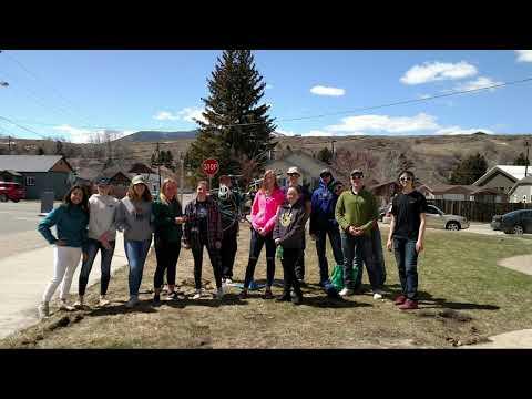 Red Lodge High School Interact Fun Run Charity