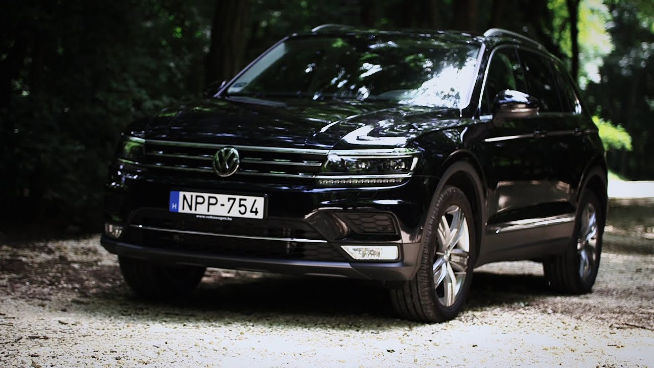 volkswagen tiguan 2016 youtube. Black Bedroom Furniture Sets. Home Design Ideas