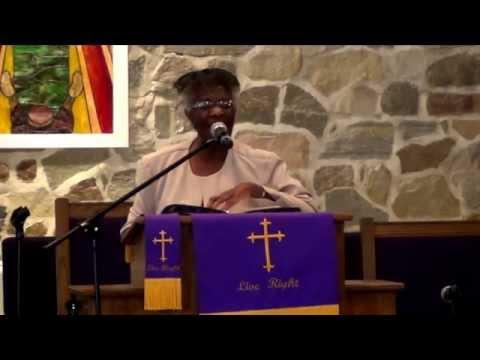 Pastor Lula Cooper's 76th Birthday montage