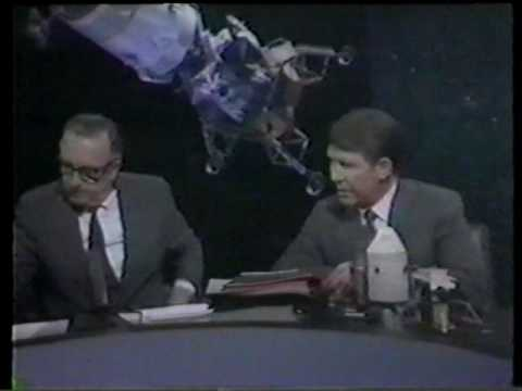 Apollo 13 Part 6 CBS News Special Report of Flight Malfunction