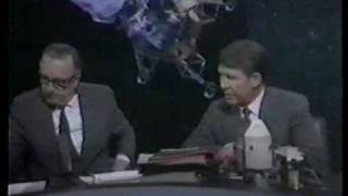 Apollo 13 Part 6 CBS News Special Report of Flight Malfunction