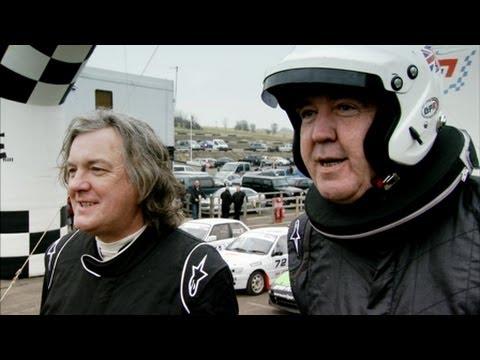 Rallycross on a Budget Part 1 | Series 18 | Top Gear | BBC