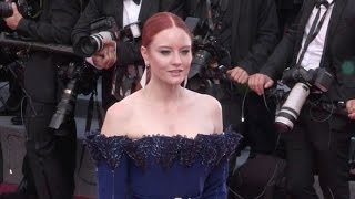 Barbara Meier, Hofit Golan and more on the red carpet in Cannes