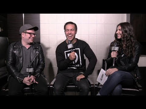 Interview with Fall Out Boy