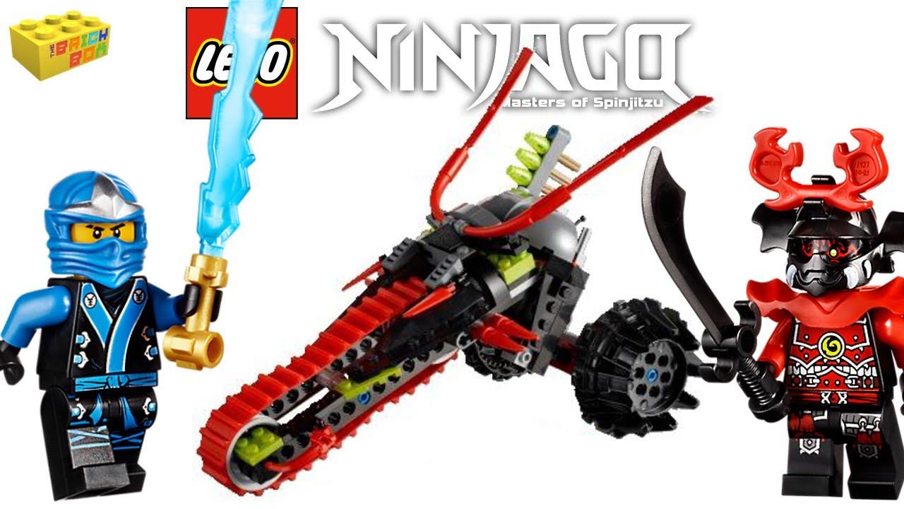 Lego Ninjago Warrior Bike Review 70501 The Final Battle Youtube