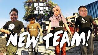 AJAYBON, RIZALDUDE, ANNISDUDEKZ u0026 OOHAMI - GTA 5 Online (Malaysia) 'New Team'