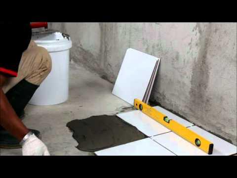 Pemasangan Keramik Lantai