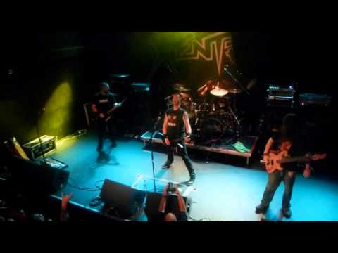 Xentrix - Live At Nottingham Rescue Rooms, 20th December 2013 (full set)