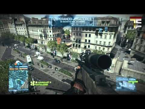 Truco/Glitch Battlefield 3 Como Volar y llegar a sitios inaccesibles - By TheMechanical97 & TTE