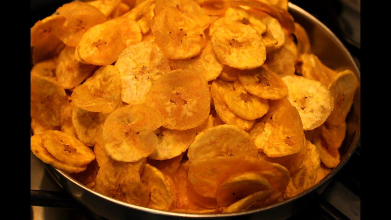 Kaya Varathathu Kerala Banana Chips Youtube