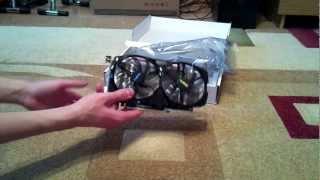[Анбоксинг] Розпакування плат Gigabyte Radeon серії HD 7850 (модель GV-R785OC-2GD), за
