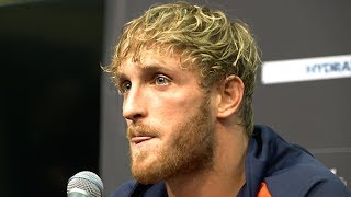 Logan Paul Emotional Message To Fans After Losing To KSI
