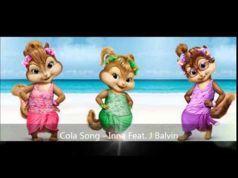 Cola Song - Inna Feat. J Balvin (Version Chipmunks) Part 1