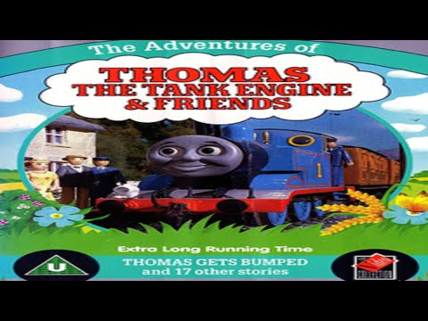 Thomas The Tank Engine & Friends: Thomas Gets Bumped and 17 Other Stories