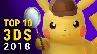 Top 10 Best 3DS Games of 2018 | whatoplay's Games of the Year