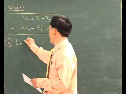 Bài Giao thoa với ánh sáng đơn sắc (P2) - Thầy Nguyễn Đức Hoàng