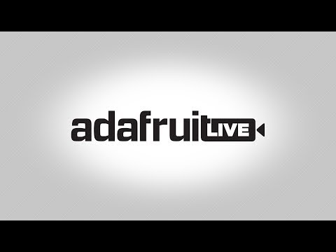 #deskofladyada LIVE SAMD51 @microchipmakes @adafruit #adafruit