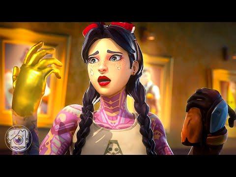 MIDAS'S DAUGHTER... (A Fortnite Short Film)