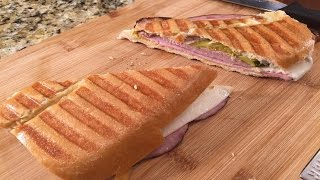 "Cuban Sandwiches - From The Movie ""CHEF"""