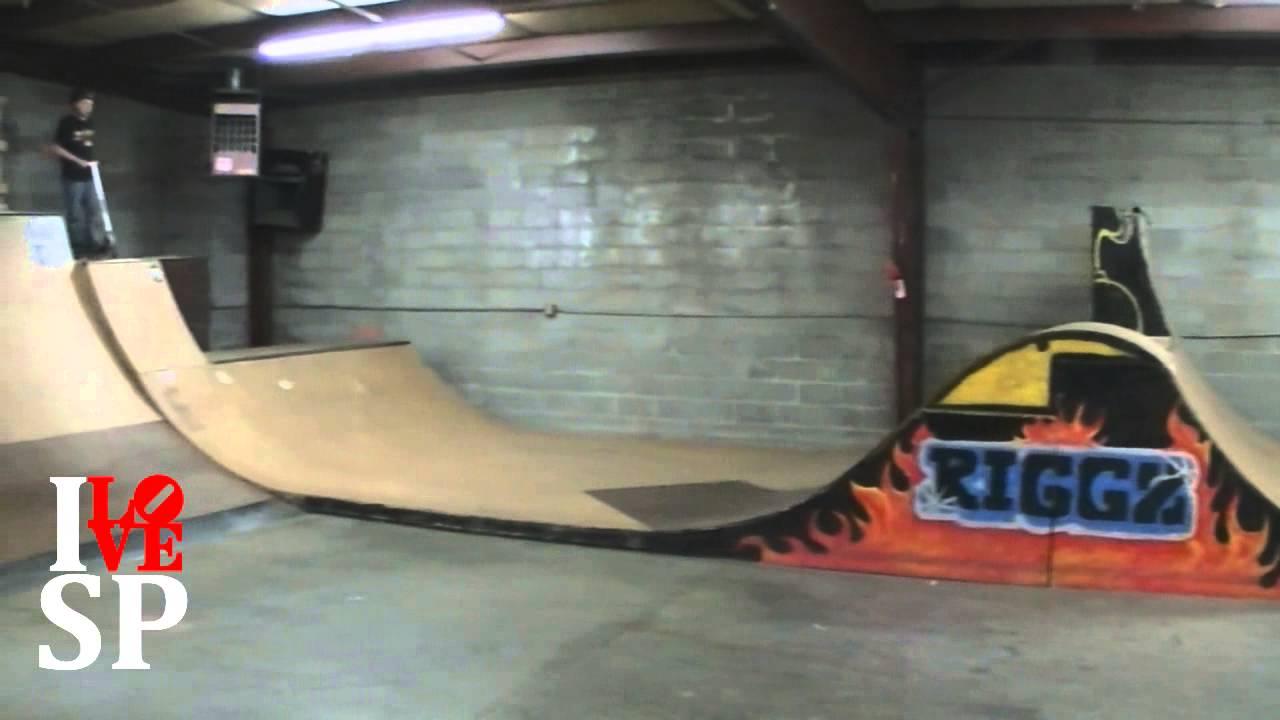 Riggz Skatepark Spokane Wa Youtube
