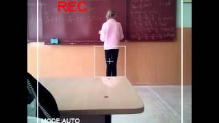 Скрытая камера (школа)
