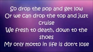 Nicki Minaj - The Night Is Still Young Lyrics