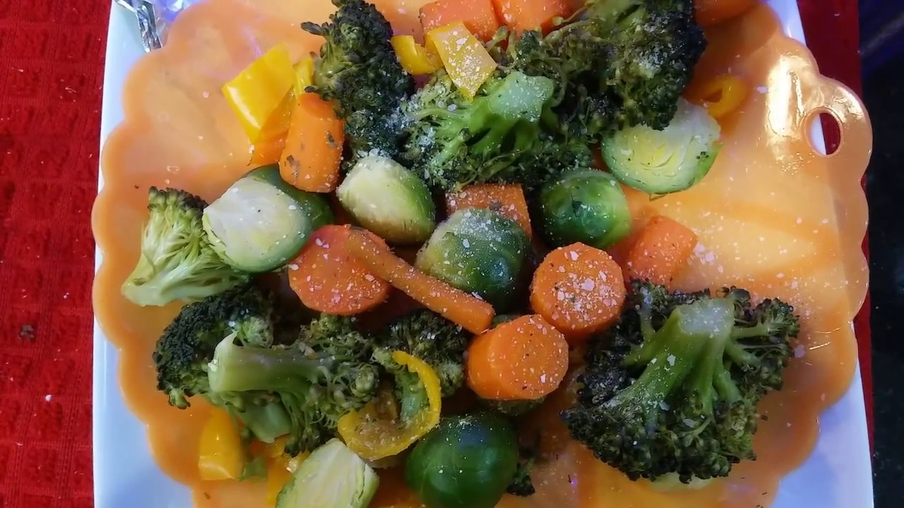 Steamed Veggies In A Instant Pot Youtube
