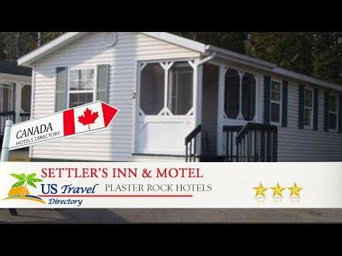 Settler's Inn & Motel - Plaster Rock Hotels, Canada
