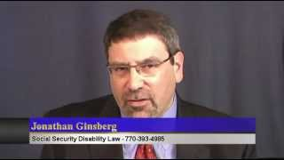 Social Security Disability and Depression