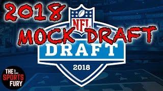 2018 NFL Mock Draft   1st Rd